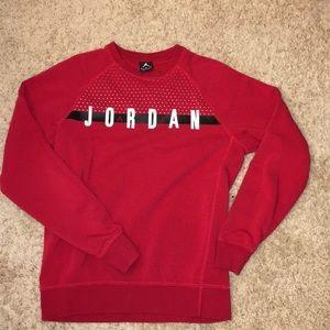 Jordan sweatshirt like new men's